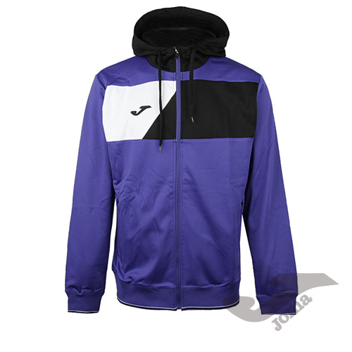 100615.551 JACKET CREW HOODED VIOLET